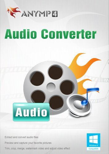 AnyMP4 Audio Converter 1 Year License - Convert video/ audio to audio format like MP3, WAV, WMA, ALAC, M4A and more [Download] (Video To Mp3 compare prices)