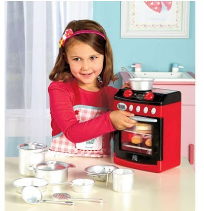 Awardpedia my first cooking play kitchen sets includes a for First kitchen set