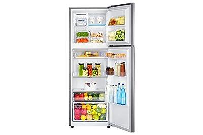 Samsung RT33JSRFESL Frost-free Refrigerator (321 Ltrs,EZ Clean Steel)