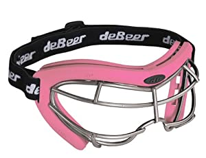 Debeer Lacrosse VSTGSW Ladies Goggle Eye Mask by deBeer