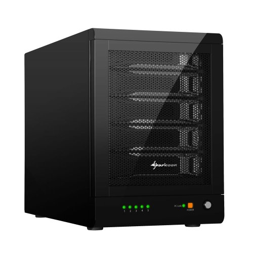 sharkoon-5-bay-raid-station-harddisk