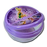 Tinkerbell Disney Fairies Food Container (Flip-top) - 10 oz.