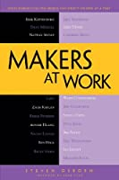 Makers at Work Front Cover
