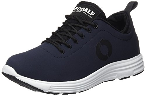 ECOALF Uomo CALIFORNIA SNEAKERS scarpe sportive blu Size: 36