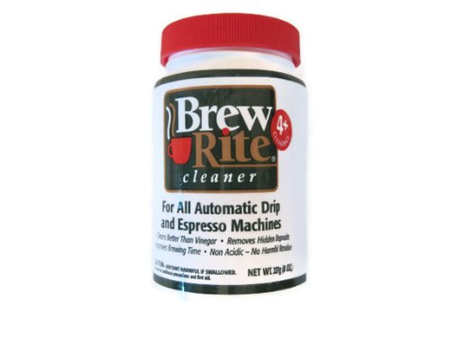 Brew Rite Coffee Maker Cleaner (Coffee Maker Cleaners compare prices)