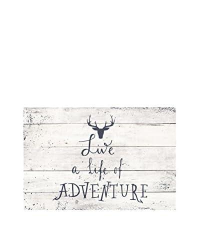 Really Nice Dingen muurschildering Tabla Life Of Adventure