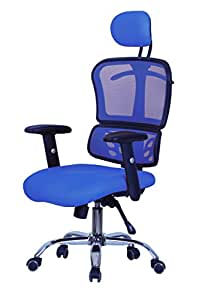 Vieworld Ergonomic Mesh Office Chair Adjustable Headrest And Ar
