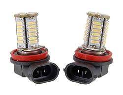 See Car 7015 H11 36-LED Light Bulb (White) Details