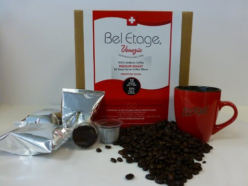 illy cafe' AG - 50 Count Box Bel Etage Venezia