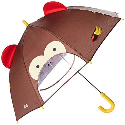 Hop Zoobrella - Ombrello per bambini, modello: Scimmietta