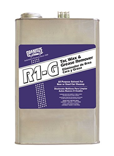 Granitize R-1 Auto Tar, Wax, and Grease Remover - 1 Gallon (Car Wax Remover compare prices)