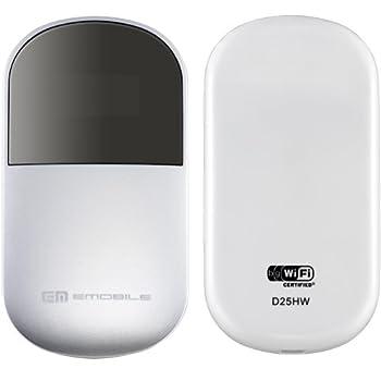 イーモバイル emobile データ通信カード Huawei Technologies D25HW PocketWiFi