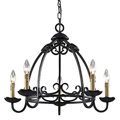 Z-Lite Lighting 402-5 chandelier