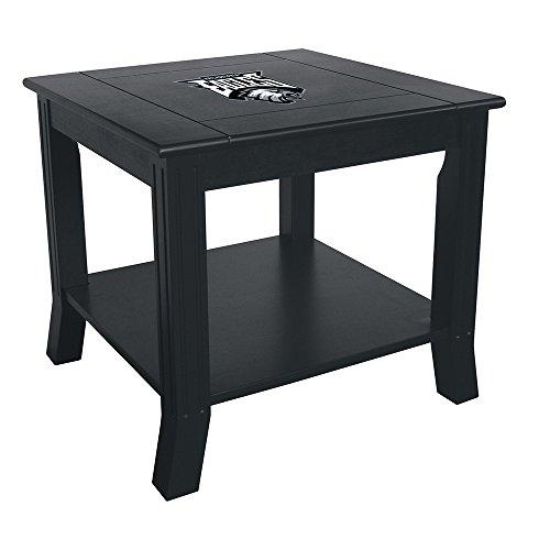 Imperial Officially Licensed Nfl Furniture Hardwood Side End Table Philadelphia Eagles