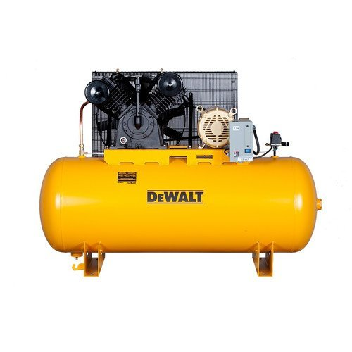 DeWalt-DXCMH9919910-Two-Stage-Cast-Iron-Industrial-Air-Compressor-120-Gallon