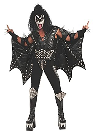 Rubie's Costume Men's Kiss Demon Deluxe Costume Boots, Multi, Small