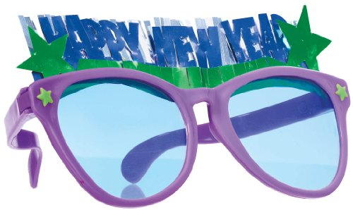 Happy New Year Giant Sunglasses