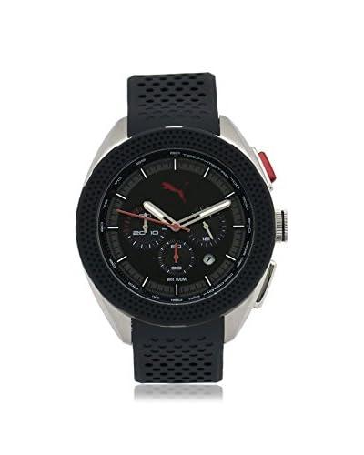 Puma Men's PU103251003 Black Stainless Steel Watch