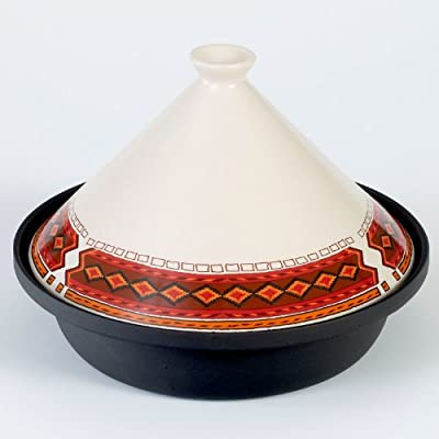 Victor Cast Iron 30 Cm Cooking Tagine In Ashanti by Victor Kitchenware