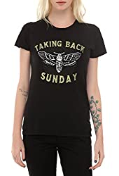 Taking Back Sunday Moth Girls T-Shirt