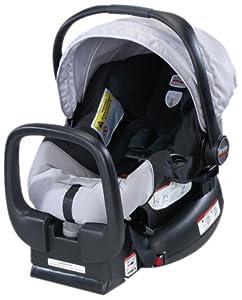 britax chaperone infant car seat black prior model baby. Black Bedroom Furniture Sets. Home Design Ideas