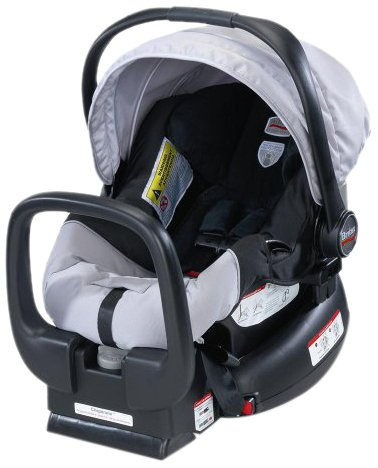 Britax Chaperone Infant Car Seat, Black