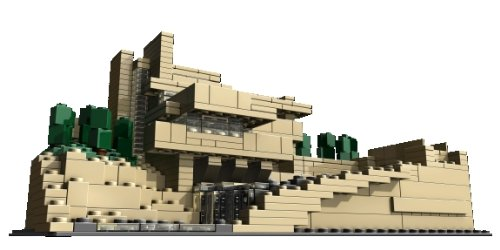 LEGO Architecture Fallingwater (21005) Amazon.com