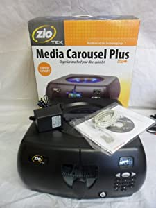 Ziotek Media Carousel Plus Special Edition