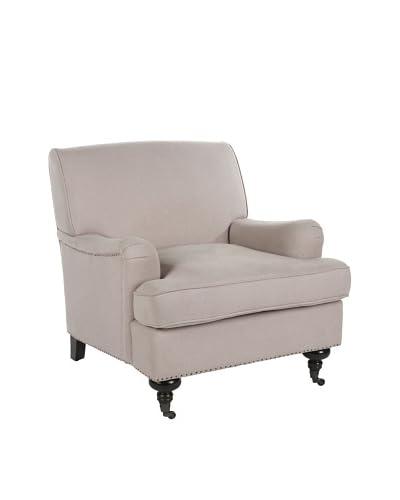 Safavieh Chloe Club Chair, Taupe