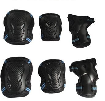 Knee pads and elbow pads and wrist pads