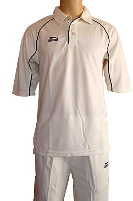 SLAZENGER Golf Cricket Shirt Jersey (Small)
