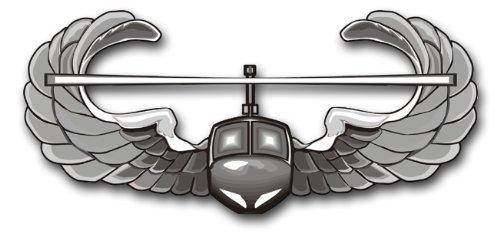 Air Assault Badge Drawing us Army 3.8 Air Assault