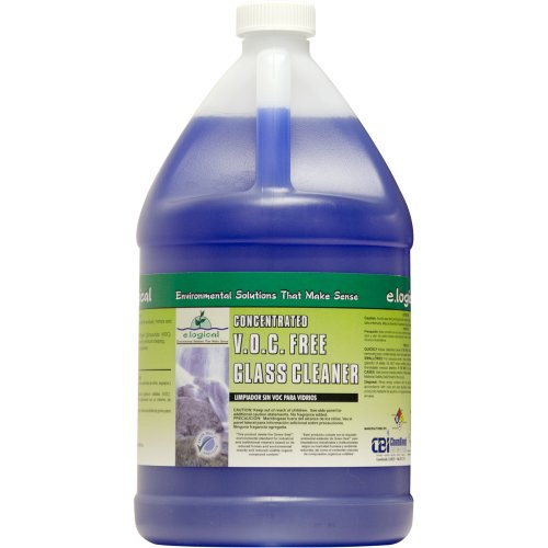 Nyco Products Gs006-G2 Concentrated V.O.C. Free Glass Cleaner, 1-Gallon Bottle (Case Of 2) front-119423