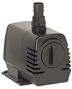 United pump up 440 fountain statuary for Inline hydroponic pump