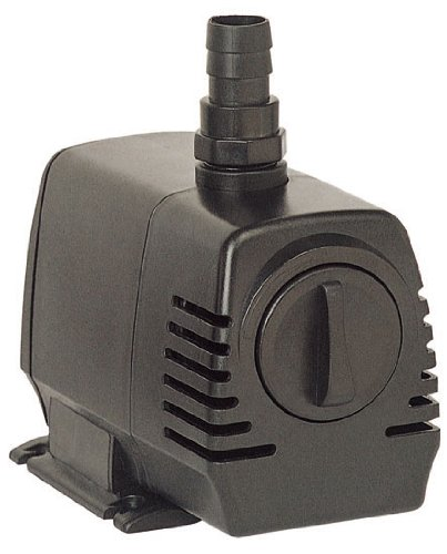 United Pump Powerful 396 GPH Fountain Pump For Ponds, Fountains and Large Aquariums