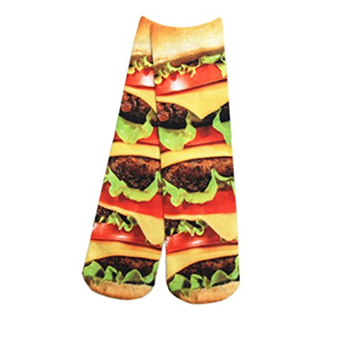 tasty-humburger-burger-king-tube-socks-thermal-ankle-socks-for-women-men