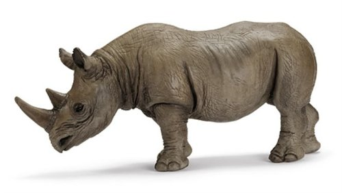 Picture of Schleich African Black Rhino Figure (B000H6FIEU) (Schleich Action Figures)