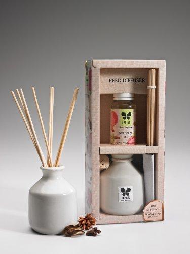 Apple IRIS Reed Diffuser Apple Cinnamon Home Fragrances