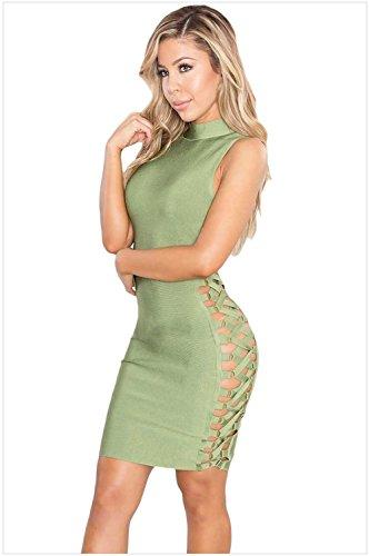meinice-verde-lace-up-contorno-vendaje-vestido-verde-verde-large