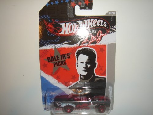 2011 Hot Wheels Walmart Exclusive Dale Jr. Collection '70 Plymouth Road Runner Black #2/12 - 1