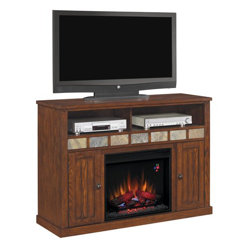 "23"" Sedona Media Center With Electric Fireplace"