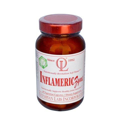 Olympian Labs Inflameric Zyme -- 60 Vegetarian Capsules