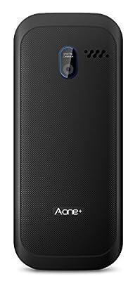 Intex A-One Plus (Black-Blue)
