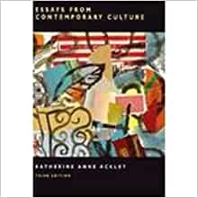 essays from contemporary culture 5th edition Download and read essays from contemporary culture 5th edition essays from contemporary culture 5th edition a solution to get the problem off, have you found it.