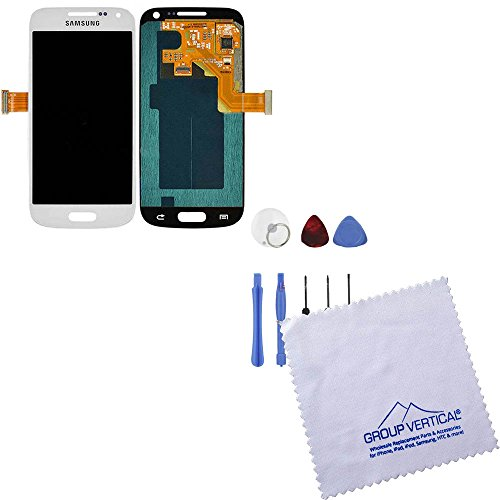 Lcd Screen Display + Digitizer For Samsung Galaxy S4 Mini White + Tools
