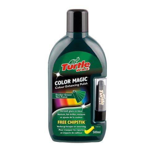 turtle-wax-1830615-fg6968-3-m-pate-a-polir-magic-color-plus-500-ml-couleur-vert-fonce