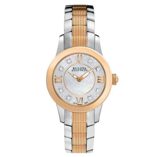 Bulova Accutron Masella Women's Quartz Watch 65P106