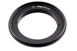 Kamron Lens Reversal Nikon 58MM