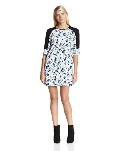 French Connection Women's Porcelain Sheen Dress