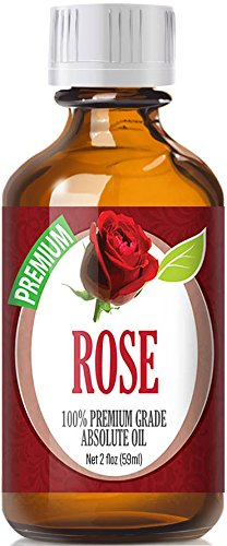 Rose Absolute Oil (60ml) - Premium Grade by Healing Solutions Essential Oils 60ml / 2 (Oz) Ounces
